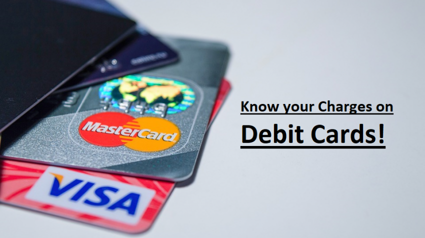 debit card charges